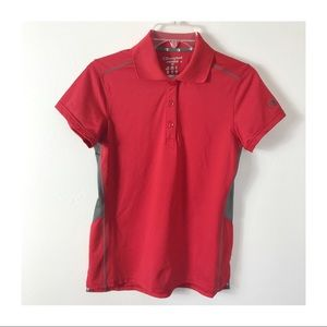 NWOT Champion Performax Red Polo XS